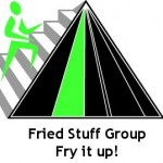 Food Pyramid Fried Stuff Group